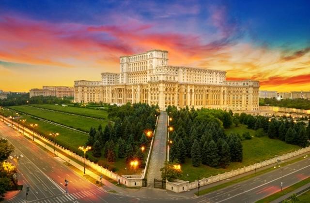 Букурешт – Мартин Травел Велес